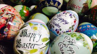 復活祭はいつ?由来やうさぎと卵が使われる意味は何?