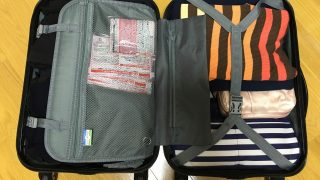 スーツケースのパッキングのコツは割れ物と小物、帰りの荷物