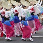 徳島の阿波踊り 会場はどこ?東京からのアクセスは飛行機、フェリー、バス?