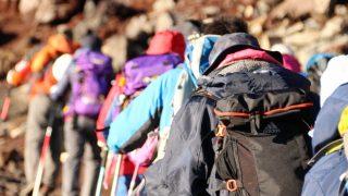 富士山は初心者だと高山病リスクは?予防と症状が出た時の対策