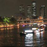 大阪天神祭 神輿の陸渡御と船渡御のコースと通過時間はこちら!