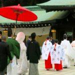 明治神宮で結婚式 挙式のみ予約は出来る?空き状況や時間帯は?