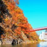 札幌から定山渓へのアクセスと渋滞やトイレ休憩、そして無料駐車場はどこ?