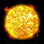 太陽フレアの影響2017年!日本への影響は?地震は関係ある?