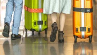 海外旅行でスーツケースに鍵はかける?ベルトは?アメリカやヨーロッパの場合
