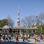 東京マラソンのコース地図と予想通過時間!ランナーの位置情報は分かる?