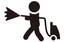 しつこい油汚れやシミ取りなどの掃除にはスチームクリーナーがおすすめ!