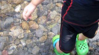 1歳の水遊びにラッシュガードってどう?赤ちゃんの日焼け防止に使える?
