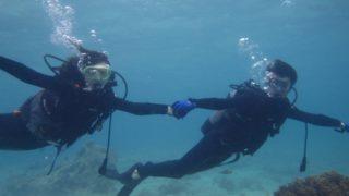 ダイビングは生理中もナプキン使用でOK?サメが心配な人はピルのすすめ