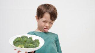 子供が好き嫌いで食べないのを叱るのはダメ?!一工夫が大事!